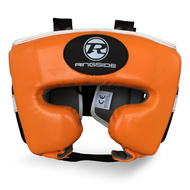 Ringside Pro Fitness Head Guard Orange/Black