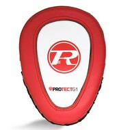 Ringside Protect G1 Hook & Jab Pads Red/White