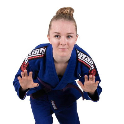 Tatami Fightwear Ladies Nova MK4 BJJ Gi Blue