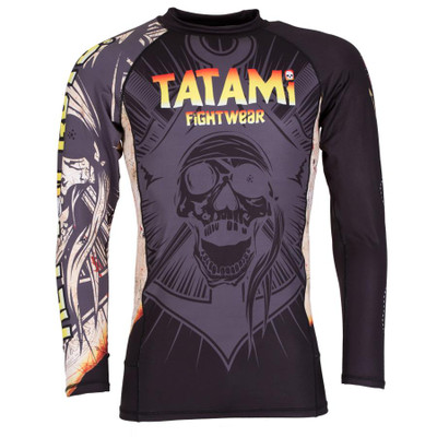 Tatami Fightwear Hey You Guys Long Sleeve Rash Guard
