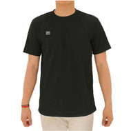 Mooto Cool Round T-Shirt Black