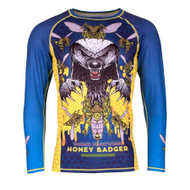 Tatami Fightwear Honey Badger V5 Rash Guard