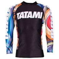 Tatami Fightwear Essential Psychedelic Rash Guard