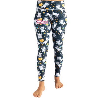 Tatami Fightwear Ladies Astro Cat Spats