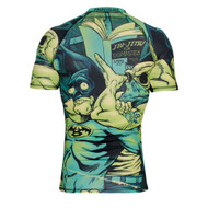Pride Or Die Comix Rash Guard
