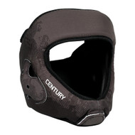 Century C-Gear Washable Sparring Head Guard Black/Grey