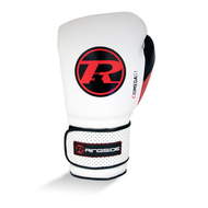 Ringside Omega Boxing Gloves White