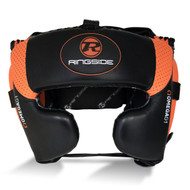 Ringside Omega Cheek Head Guard Black