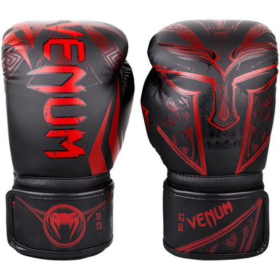 Venum Gladiator 3.0 Boxing Gloves Black/Red