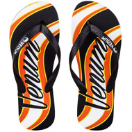 Venum Cutback Sandals Black/Yellow