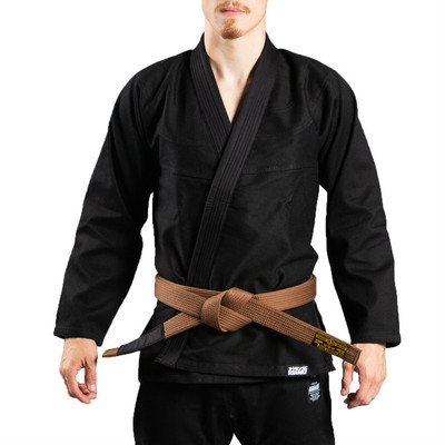 Scramble Standard Issue V2 BJJ Gi Black