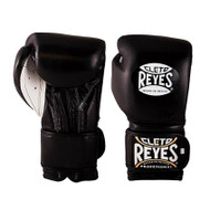 Cleto Reyes Velcro Boxing Gloves Black