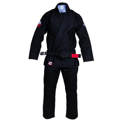 Hyperfly Remix BJJ Gi Black