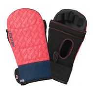Century Brave Ladies Bag Gloves Coral/Navy