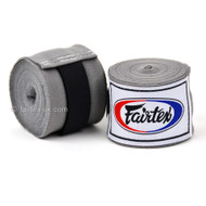 Fairtex HW2 Hand Wraps Grey
