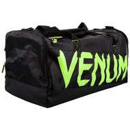 Venum Sparring Sports Bag Black/Yellow