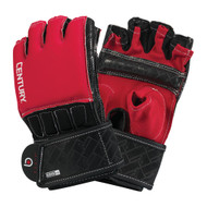 Century Brave Grip Bar Gloves Red/Black