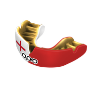 Opro Power Fit Countries Mouth Guard England