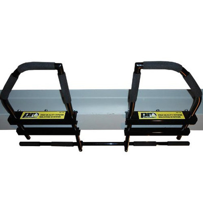 Pro Mountings 5 Grip I-Beam Pull Up Bar