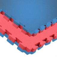 Bytomic Reversible 40mm Jigsaw Mat Blue/Red