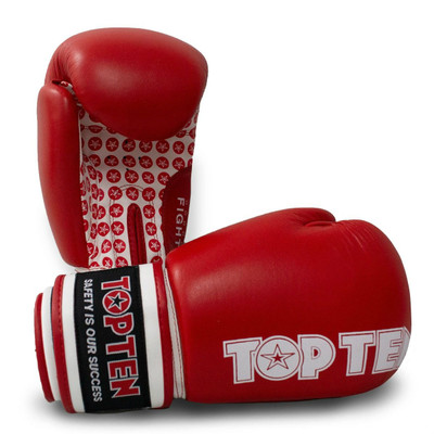 Top Ten Fight Boxing Gloves Red