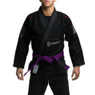 Gameness Feather BJJ Gi Black