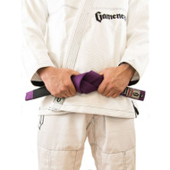 Gameness Adult BJJ Belt Purple