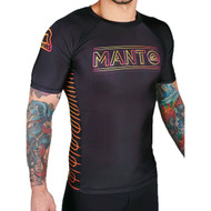 Manto Glow Short Sleeve Rash Guard