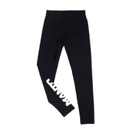 Manto Ladies Training Sport Leggings Black