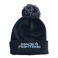 Made4Fighters Winter Bobble Beanie