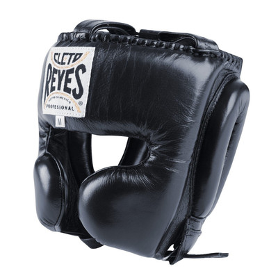 Cleto Reyes Headgear With Cheek Protectors Black