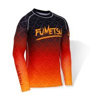 Fumetsu Elements Fire Rash Guard