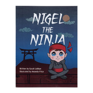 Century Nigel the Ninja Colouring Book