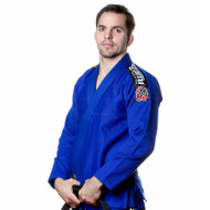 Tatami Fightwear Nova Basic Mens BJJ Gi Blue