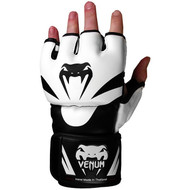 Venum Attack MMA Fight Gloves Black/White