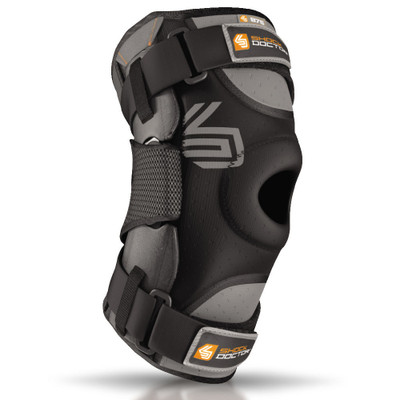 Shock Doctor Knee Support with Bilateral Hinge