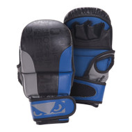 Bad Boy Legacy Safety MMA Sparring Gloves Blue