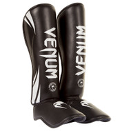 Venum Challenger Shin Guards Black
