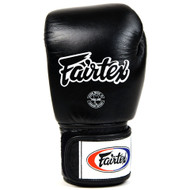Fairtex BGV1-B Breathable Boxing Gloves Black