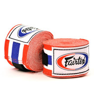 Fairtex HW3 Hand Wraps Thai Flag