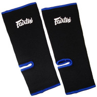 Fairtex AS1 Ankle Supports Black/Blue