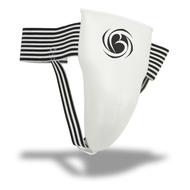 Bytomic Deluxe Groin Guard White