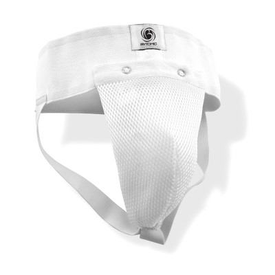 Bytomic Classic Groin Guard White