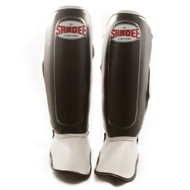 Sandee Authentic Boot Kids Shin Guards Black