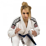 Tatami Fightwear Nova Basic Ladies BJJ Gi White