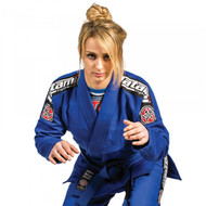 Tatami Fightwear Nova Basic Ladies BJJ Gi Blue