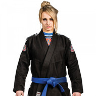 Tatami Fightwear Nova Basic Ladies BJJ Gi Black