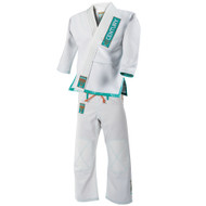 Century Lynx Ladies BJJ Gi White