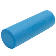 Fitness Mad 18 Inch Massage Foam Roller Blue