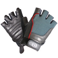 Fitness Mad Cross Training Mens Gloves Black